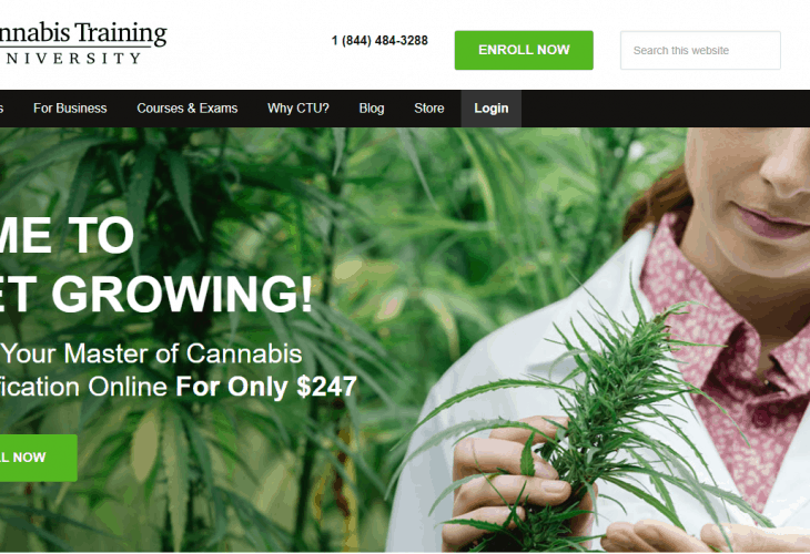 Cannabis Training University CTU overview