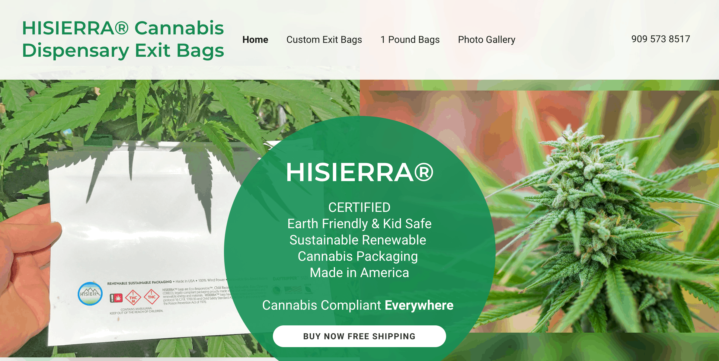 HISIERRA website