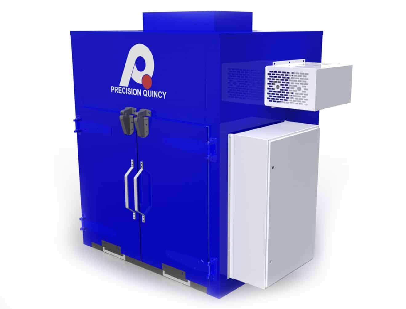 Precision Quincy oven