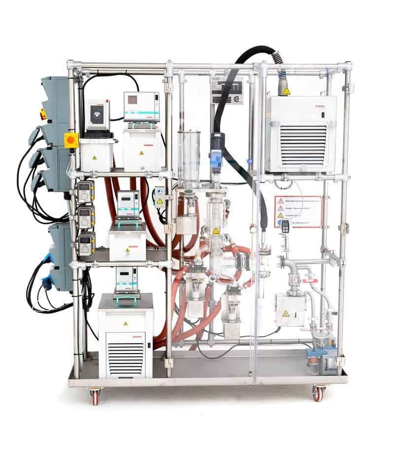 commercial distillation CDU1000