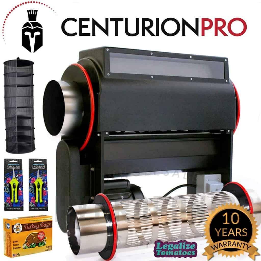 Centurion Pro Min Trimmer review