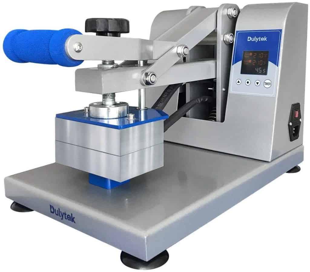 Dulytek Manual heat press