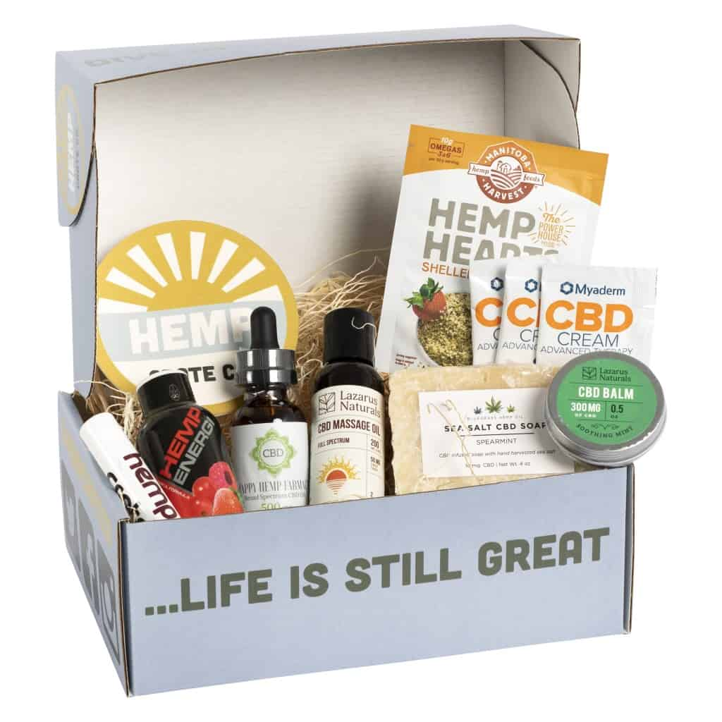 Hemp Crate Co review