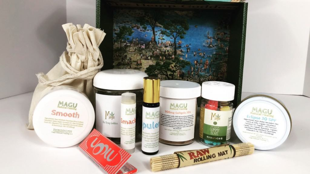 Magu Monthly Box Club review