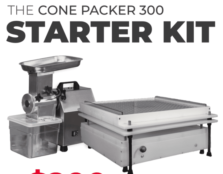 cone packer 300 kit