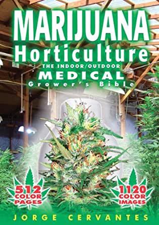marijuana horticulture jorge cervantes review