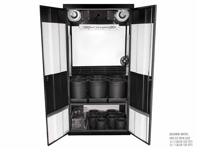 Deluxe Grow Closet review