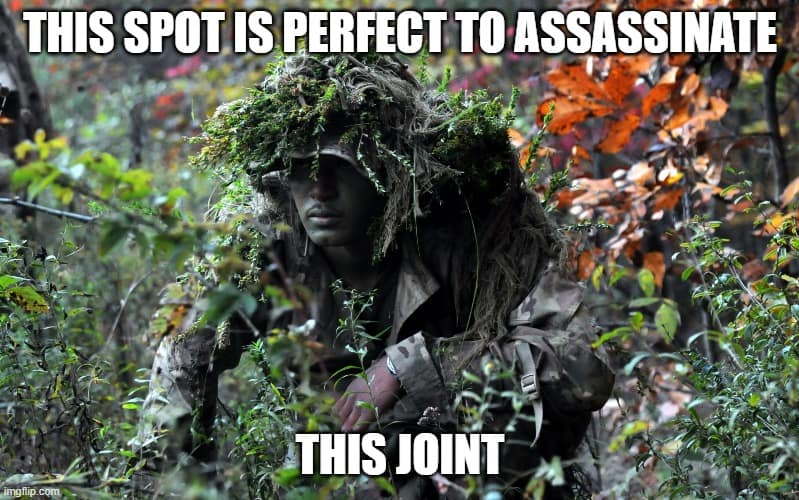 joint assasin meme
