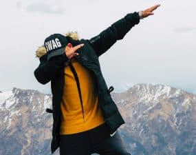 what is dabbing