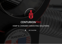Centurion Pro: The Rolls-Royce of Bud Trimming Machines