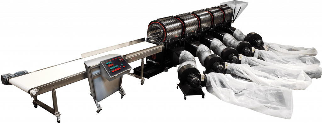XL SE Industrial hemp trimmer system
