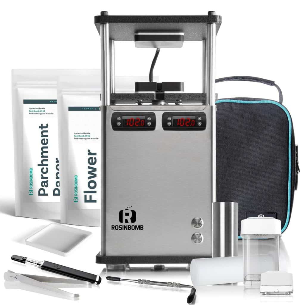 Rosinbomb: An Overview of the Innovative Rosin Press Manufacturer