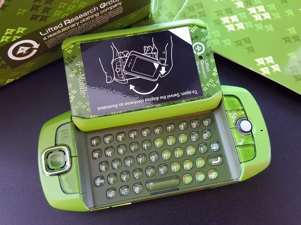 LRG T-Mobile partnership