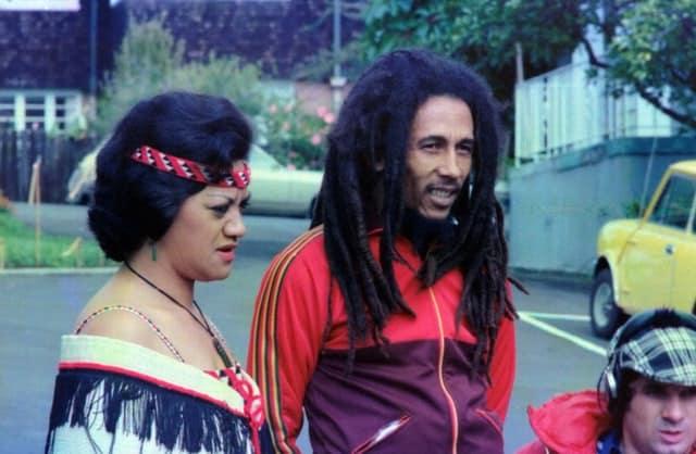 Bob Marley and cannabis