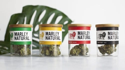 marley natural cannabis flower