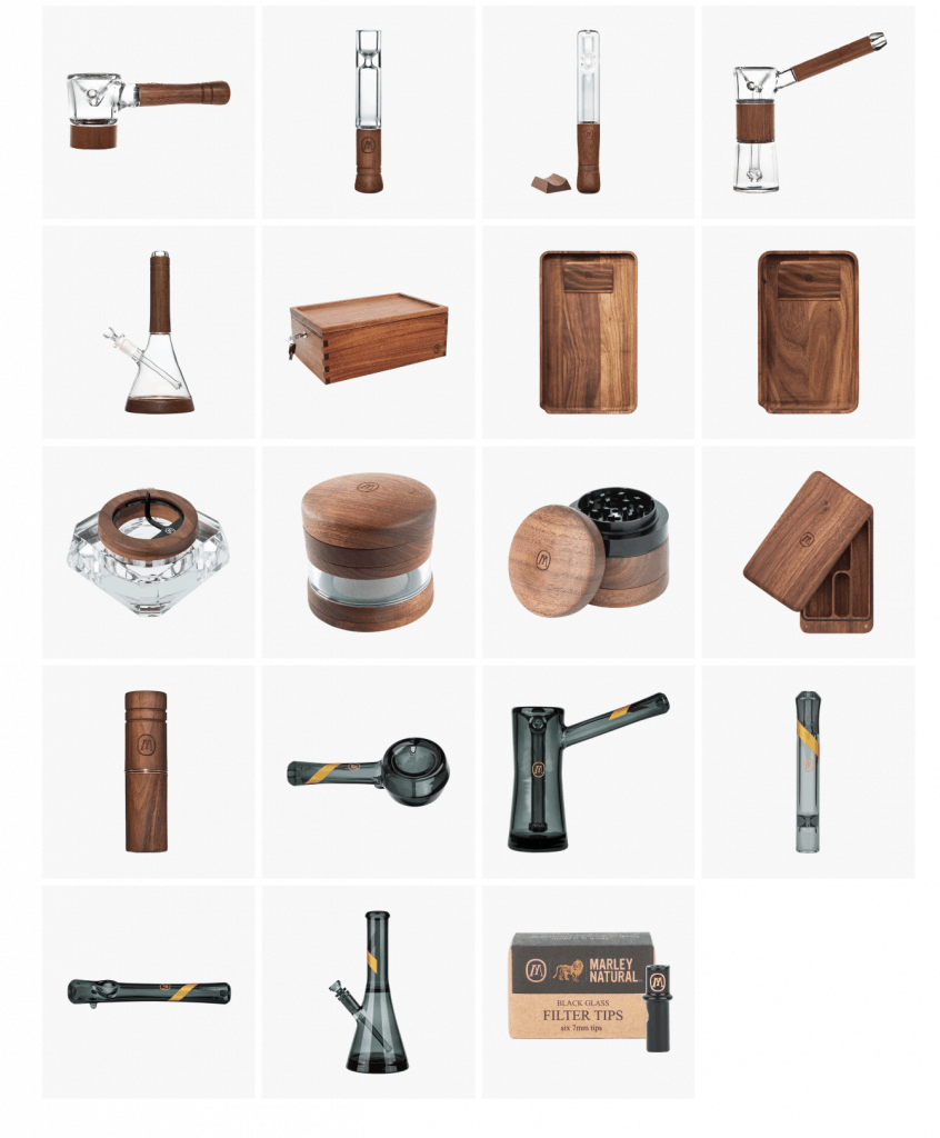 Marley Natural pipes and accessories