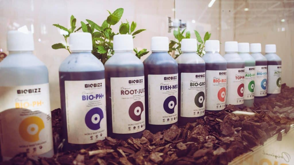 best organic nutrients for cannabis