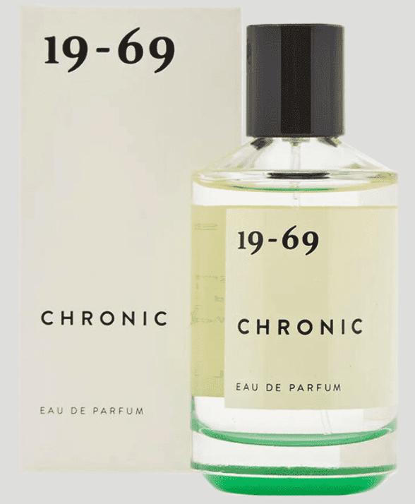 19-69 Chronic eau de parfum