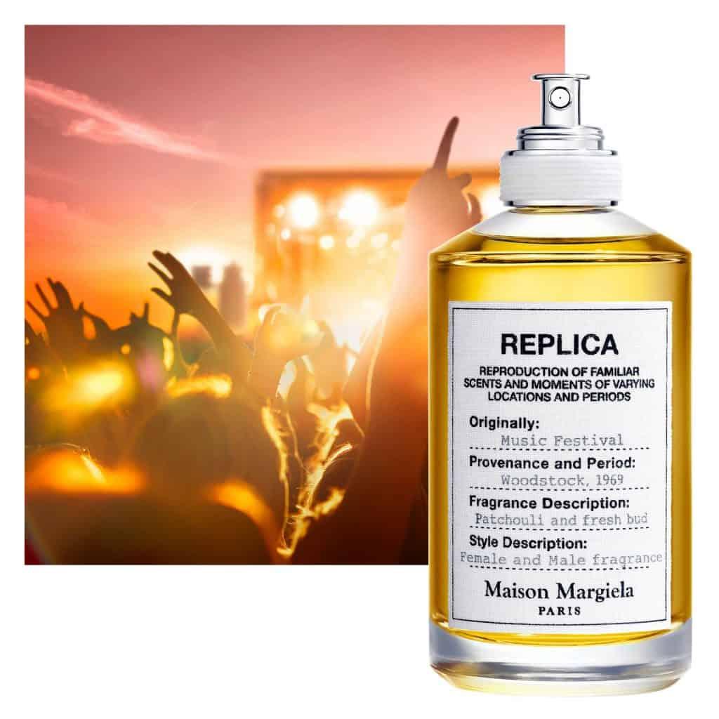 Maison Margiela Music Festival fragrance