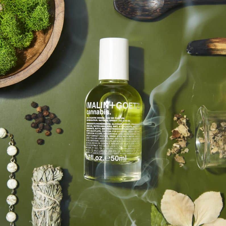 Malin and Goetz Cannabis scent