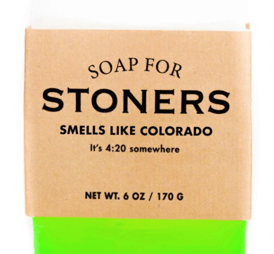 Whiskey River Stoner Soap