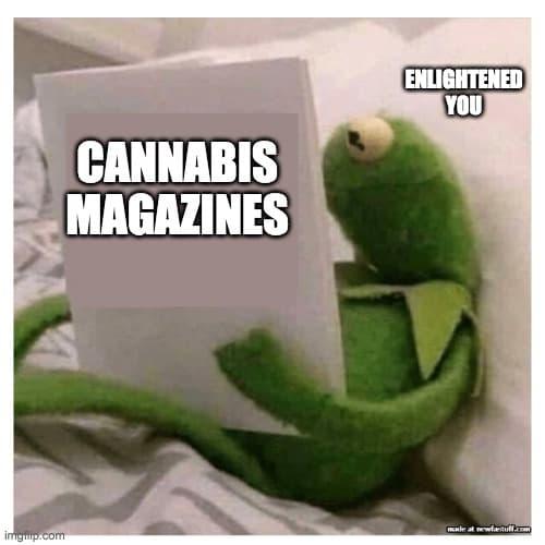 best cannabis magazines