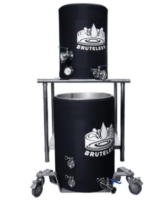 Bruteless Base Hash Washing System