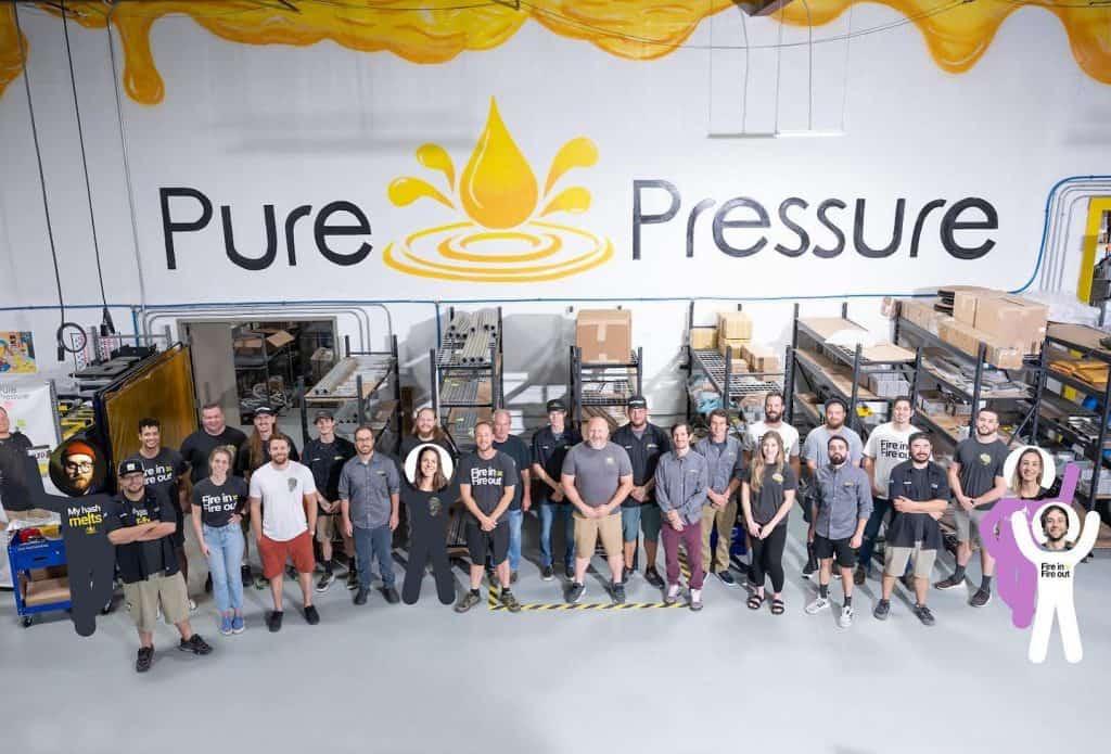 Go Pure Pressure Company