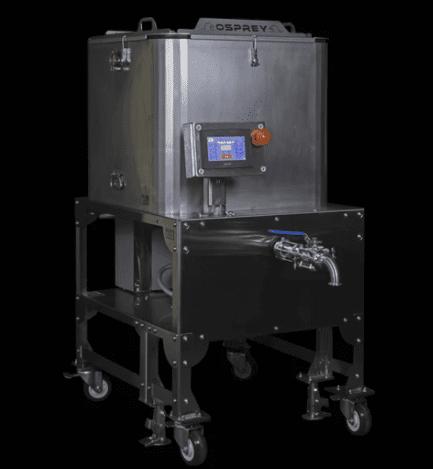 The Osprey 75gl commercial washing machine